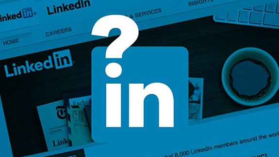 doing wrong on LinkedIn