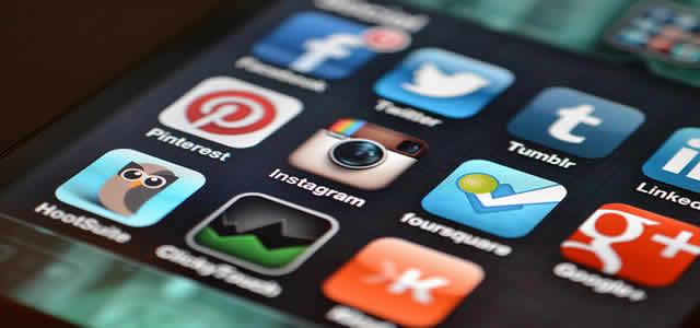 presence on social networks